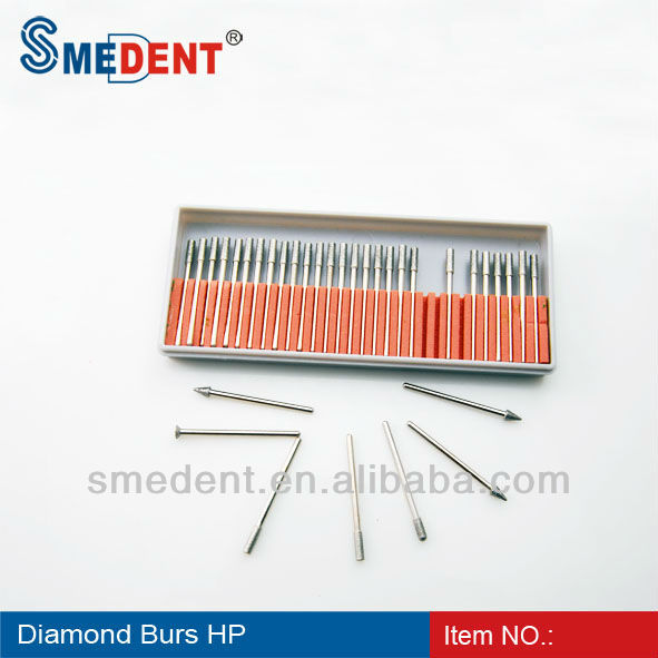 Smedent / Dental Diamond Burs HP