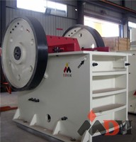 High quality pe series mobile jaw crusher price from Shanghai DM Manufactory
