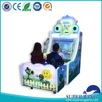 2016 Hot sale Ice Man Zombies game machine ,water shooting games in coin operated game machine