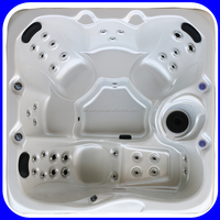Promotion USA Aristech 5 persons outdoor spa jacuzzi function