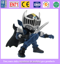 animation robot action figure, plastic robot action figure manufacture, new design plastic robot figure