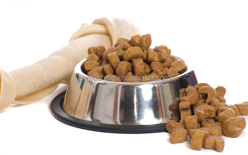 pet food pellet press machine pet chew food machine