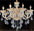 Arabic Style Decorative Large Crystal Chandelier Pendant Light, Hanging