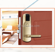 K-3000Y6 Ultra Low Power Consumption and Low Temperature Working Hotel Management System Door Lock With Multi Language
