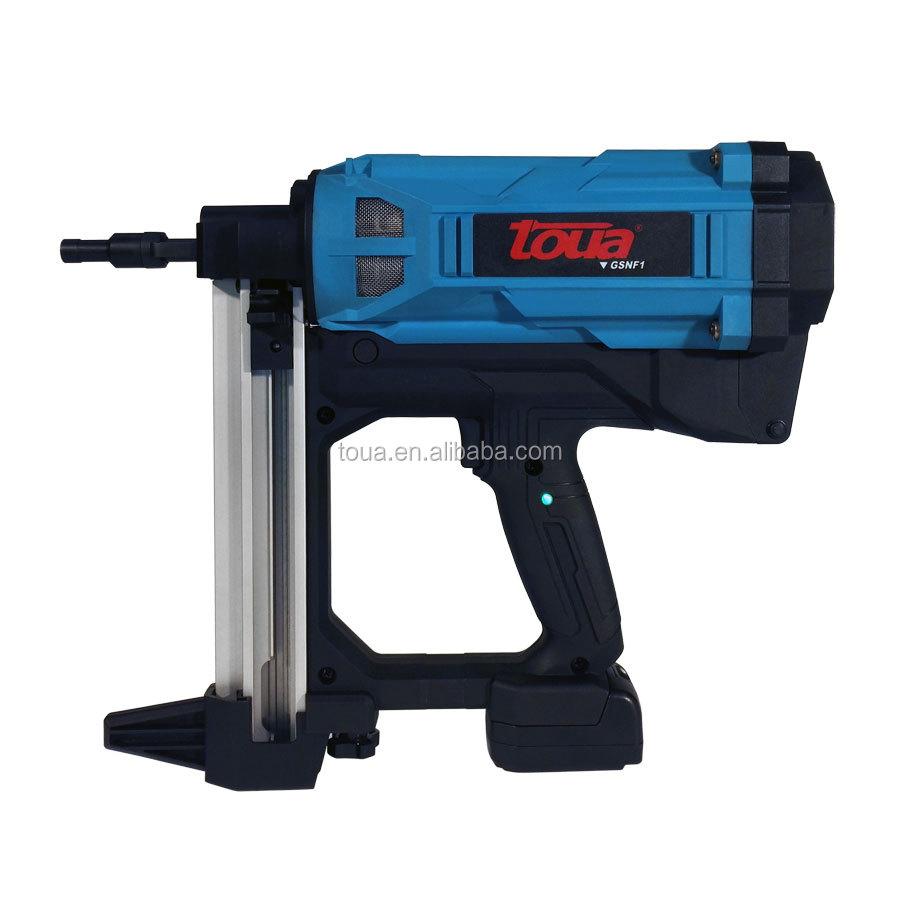 GSNF1 Dekorative Beton Nail Gun Gas-nagler für Stick Pins ...