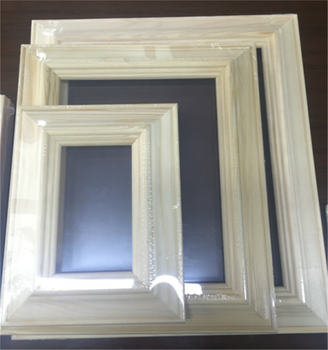 Newest outer frame for canvas panel Diy painting