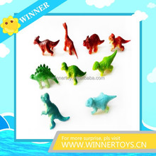 Lovely MINI 3d dinosaur figures