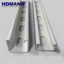 High quality Hot Dip Galvanized Unistrut channel manufacturer