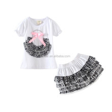 Snowman Top Set India Wholesale Kid Clothing