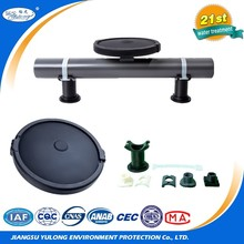 EPDM rubber air diffuser for chemical industry waste water treatment