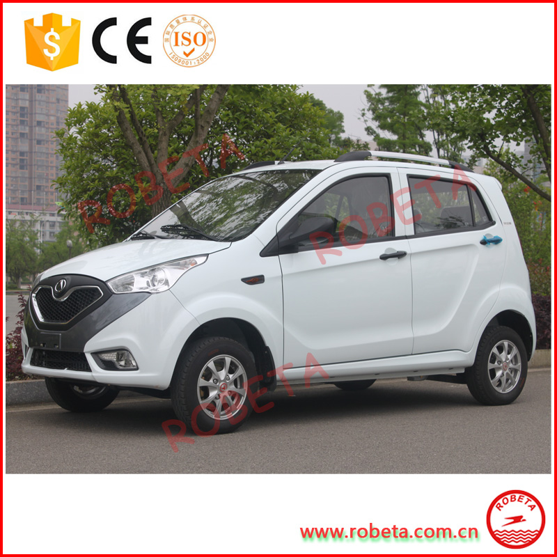 good price Automobile 4 Wheels electric motor car for Passenager