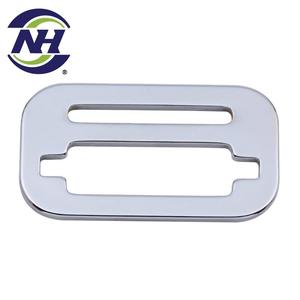 Steel 4mm Thick bag pin forged metal belt buckle