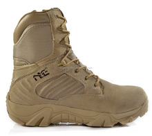 Reasonable price army combat boots for man