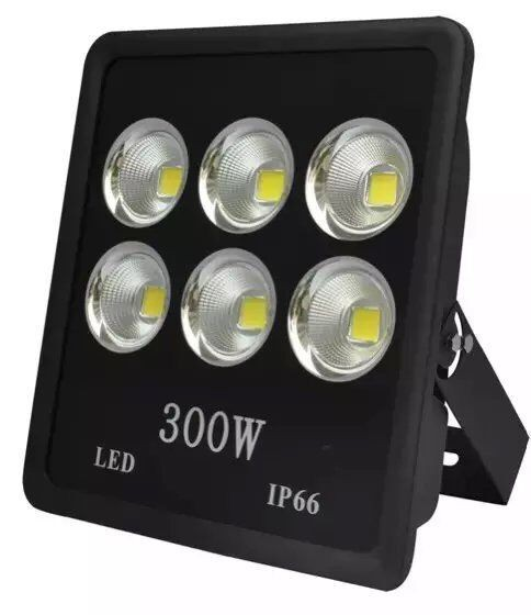 Ip66 outdoor rgb narrow beam 100w led floodlight with for Projecteur exterieur 500 watts