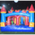 NEVERLAND TOYS funny giant inflatable obstacle course which is belonging to inflatable obstacle course for sale