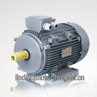 Engine with Gear Reduction electric motor