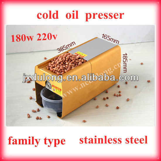2013 CE Approved Reasonable price Mini type cold pressed olive oil brands