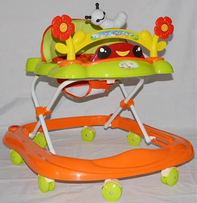 2016 new old fashion baby walker,light weight steel baby walker factory for babies car with fresh mesh