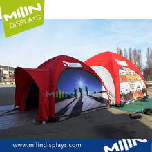 2017 New Products Colorful Outdoor Air-sealed Dome Inflatable tents for events