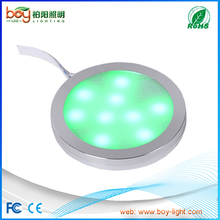Ultra-thin LED cabinet lamp with the canister light built-in driver 12 v highlighting cabinet lights