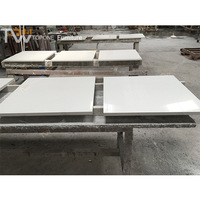 Solid Surface Dining table tops square restaurant dining table tops