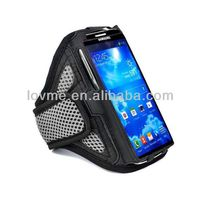 Sports Running Jogging Gym Armband Case Cover Holder for Samsung Galaxy S3 S4-black