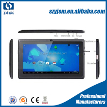 Q88 7inch A23 Dual Core Tablet PC / 2014 Year Cheapest Oem Brand Bulk Wholesale Android Tablets