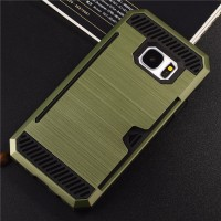 Shock absorber cell phone case fancy mobile back covers for samsung s7 plus
