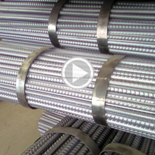 China factory standard size high tensile 6mm 8mm 10mm 12mm grade 40 60 reinforced deformed steel bar