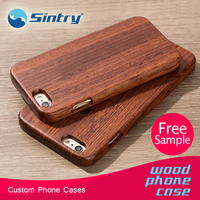 wood phone case for iphone7,bamboo maple cherry lighter blank solid realwooden mobile case smartphone cell mobile phone cover