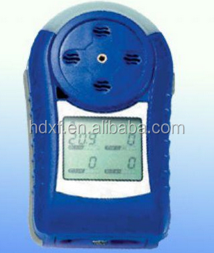 High precision low price high sensitive Exp(CH4) O2 CO H2S Handheld Infrared CH4 leak detector
