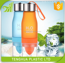 plastic bottle 650ml mineral water with handle