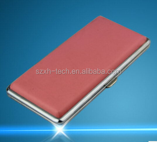 Customized hot sell time lock cigarette case