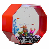 Cheap china manufacturer designed aquarium fish bowl led lights