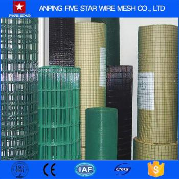 High quality galvanized 4x4 welded wire mesh fence prices