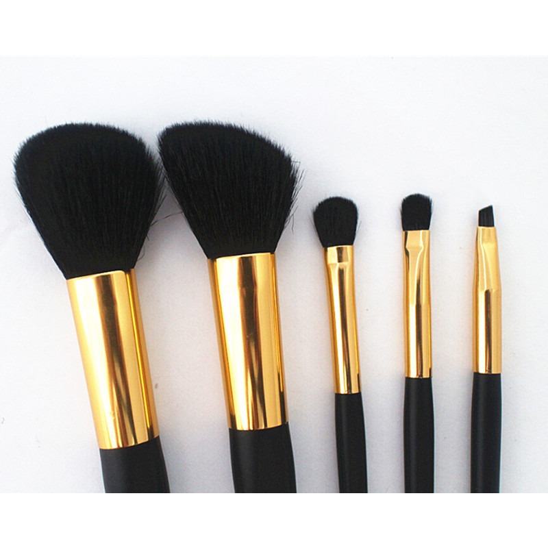 Sedona 5pcs high quality makeup brush, personalized makeup brushes, best makeup brushes