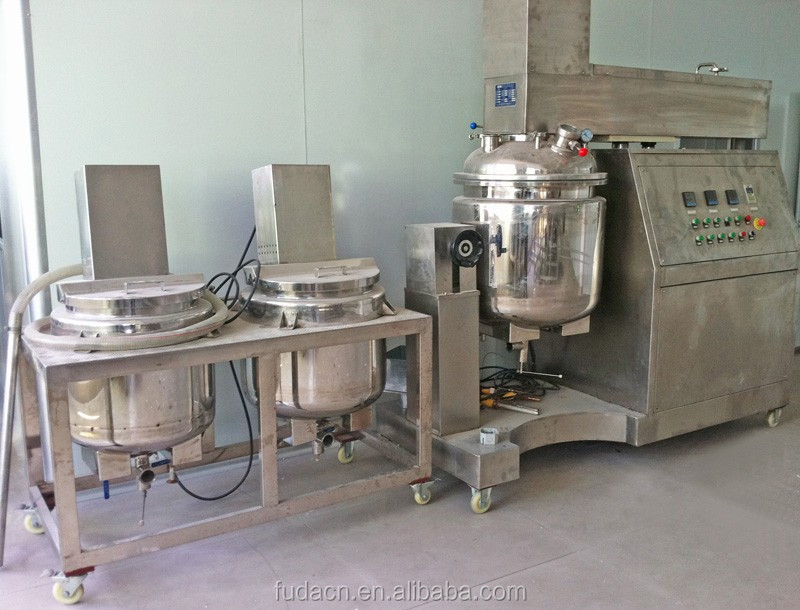 China cosmetic making machine cosmetic cream face lotion shampoo produce machine stainless cosmetic machine china manufacturer