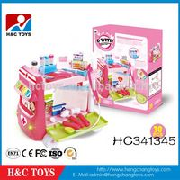 baby toy kid toy Most popular plastic doctor play set kids toy medical trolley HC341345