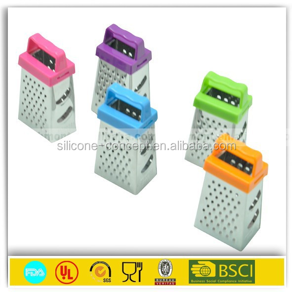 kitchen tool stainless steel spiral vegetable slicer grater