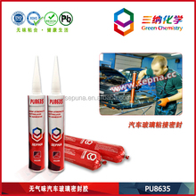 Green Auto Glass Sealant PU8635 Polyurethane