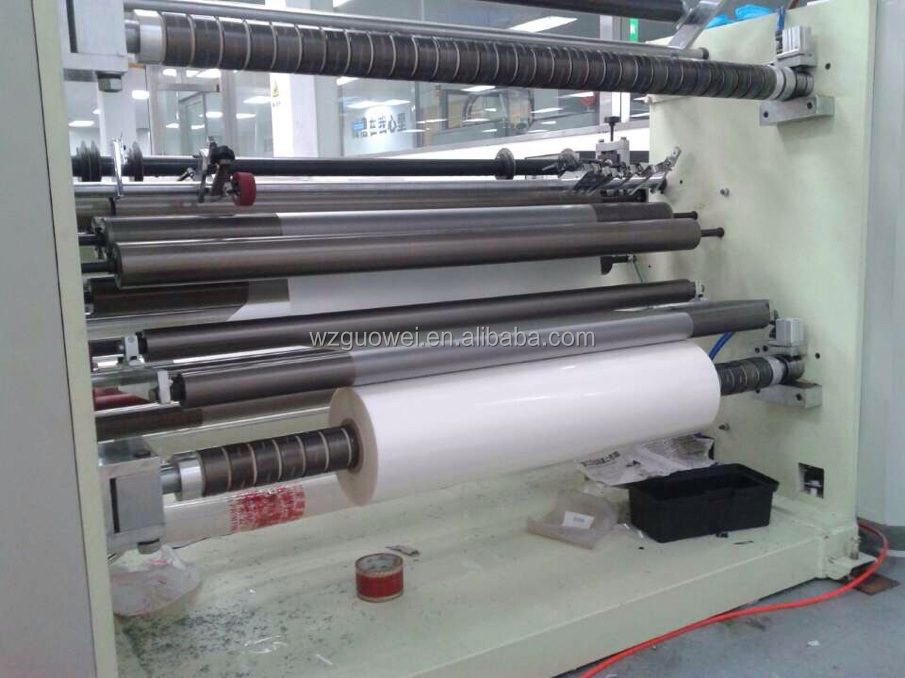 GWQ-B High Speed Non Woven Slitting Machinery Manufacturer