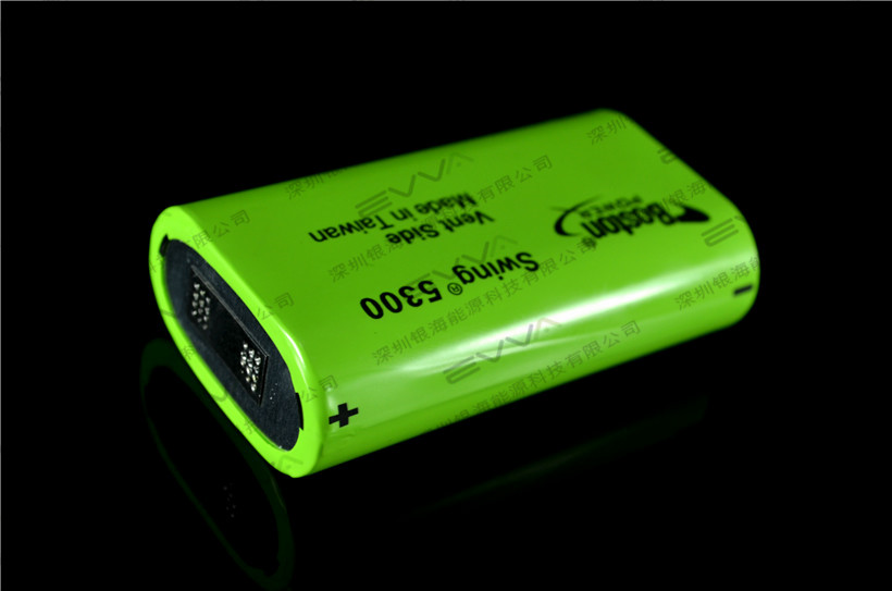 Excellent performance in Low Temperature Boston Swing 5300 3.65V 5300mAh 13A High Power Li-ion battery