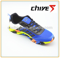 New arrival unisex series football shoes athletic shoe football training footwear hot selling soccer shoes