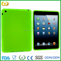 Silicone phone case for ipad/cover for ipad