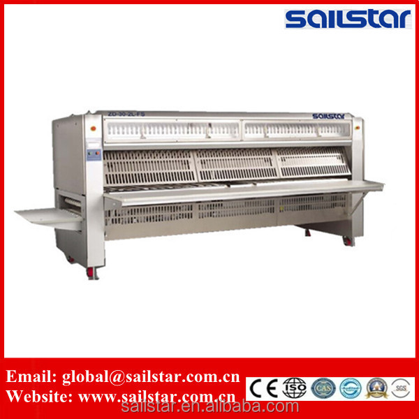 Clothing / towel / gauze swab folding machine with CE for hot sale