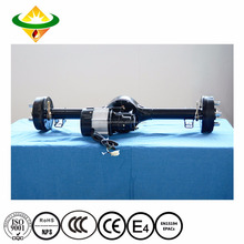 2000W Top selling electric chain drive motor car kart rear axle