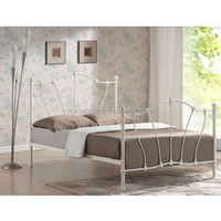 Military metal double bed frames