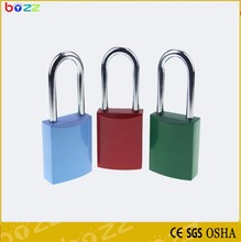 BD-A11 Good sale durable Automatic Popup Aluminum Padlock Can be Customized