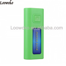 Hot Selling Mini Power Bank 2600mah Portable Mobile Charger