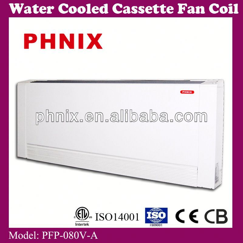 Water Cooled Cassette Fan Coil